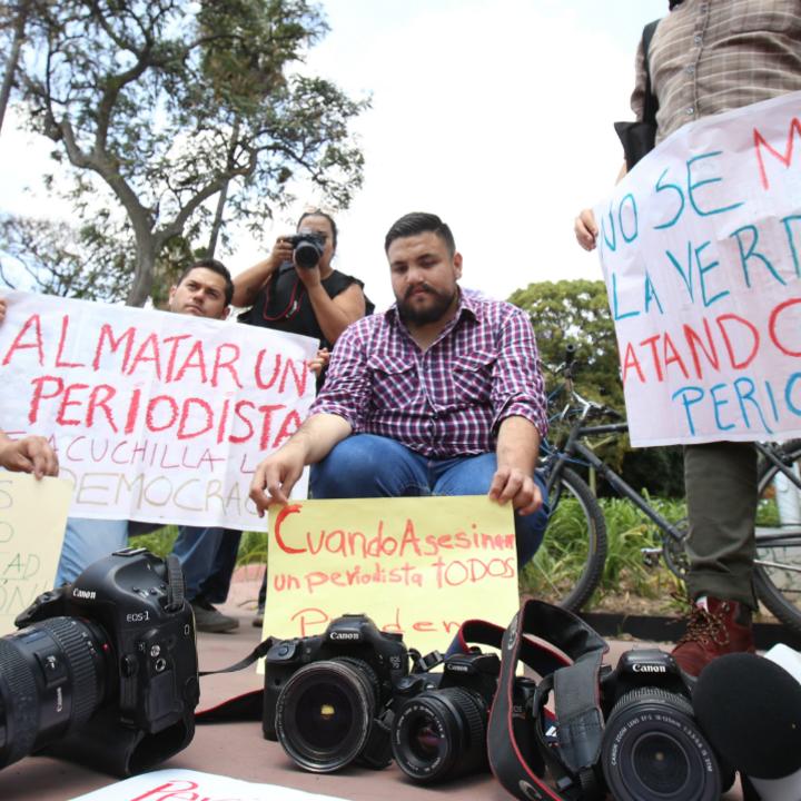 Crecen los ataques a periodistas