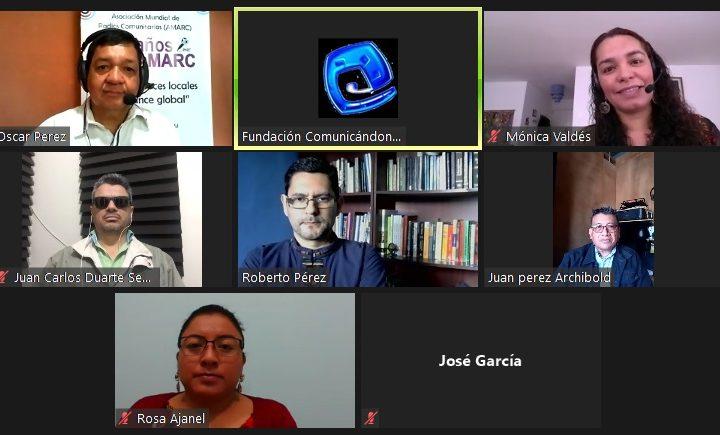 El Salvador es sede del Foro Regional de Radios Comunitarias Indígenas