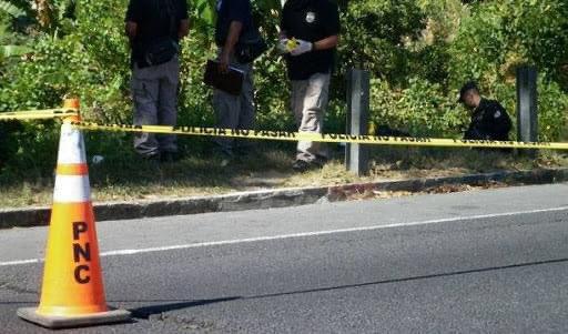 Encuentran cinco cuerpos fallecidos en Sonsonate