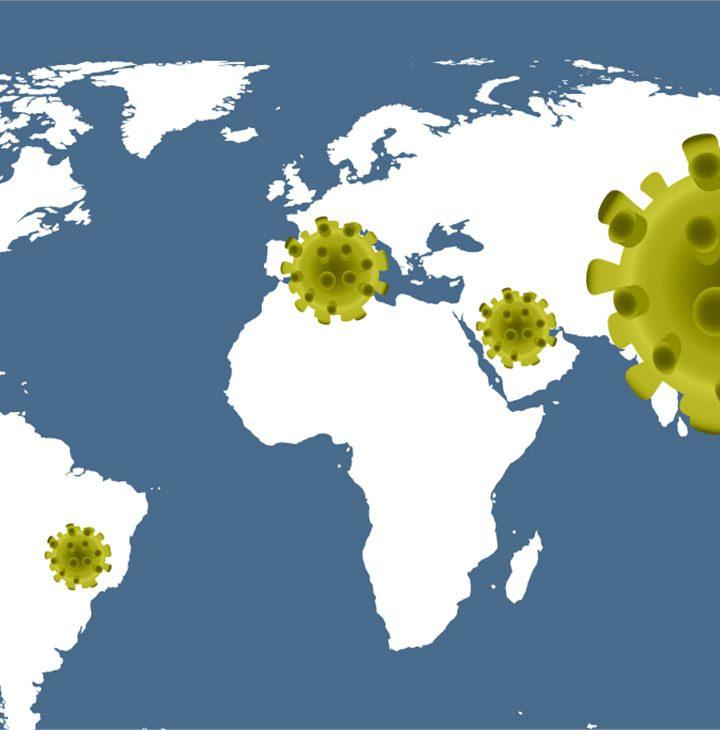 OMS anuncia que un 10% de la población ya pasó el Covid
