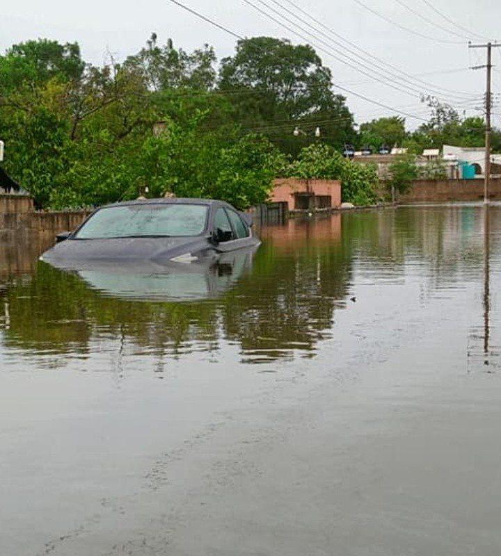 Seis muertos, más de 3,000 evacuados por tormenta Gamma en México.