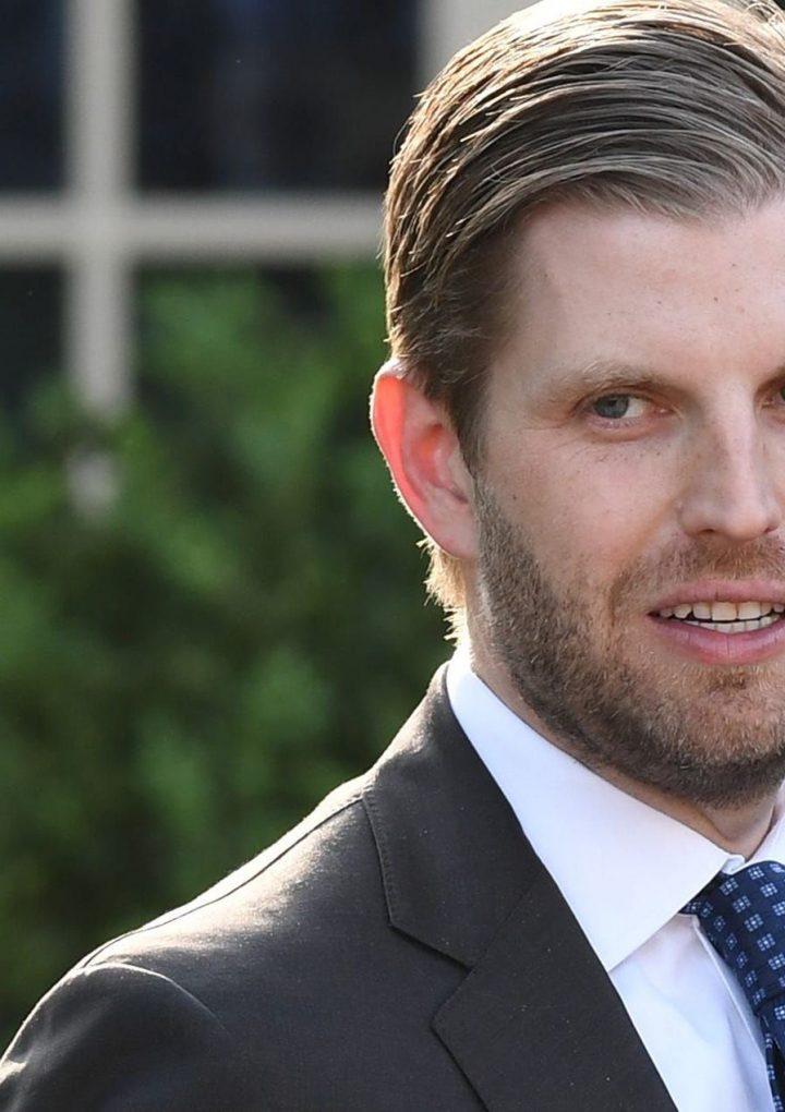 Hijo de Donald Trump tiene programado presentarse para la deposición el lunes en la investigación del fiscal general de Nueva York.