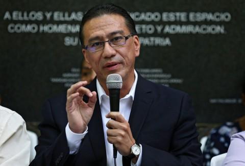 «El juez tiene juridicción en el campo militar»: David Morales