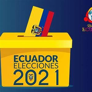 Son 17 candidatos inscritos para las elecciones de 2021 en Ecuador.