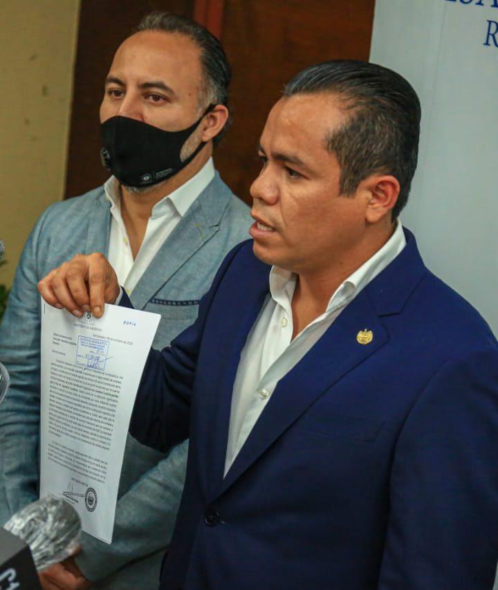 Hacienda presenta iniciativa de Ley para Contribución Especial a Grandes Contribuyentes