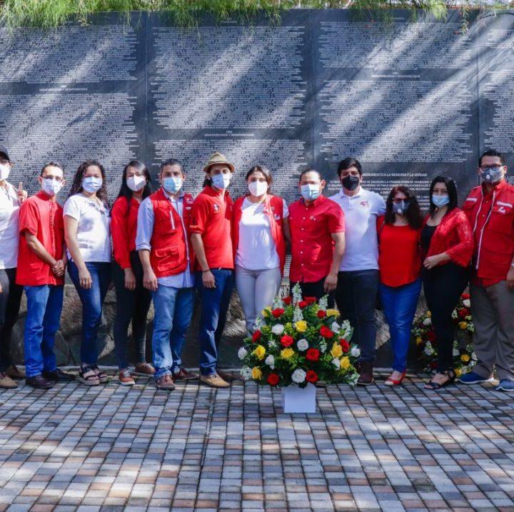 FMLN celebró 40 años de existencia
