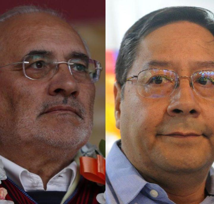 Bolivia: Arce y Mesa en la pelea; Áñez pierde apoyo en la recta final.