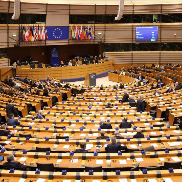 Parlamento Europeo vota a favor de sanciones hacia el gobierno en Nicaragua.