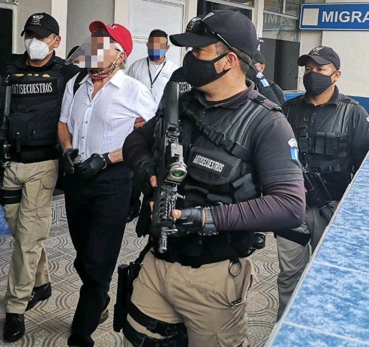 Gobierno de Guatemala confirmó la captura de Julio Macías