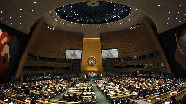 Elecciones en el Concejo de Derechos Humanos de las Naciones Unidas.