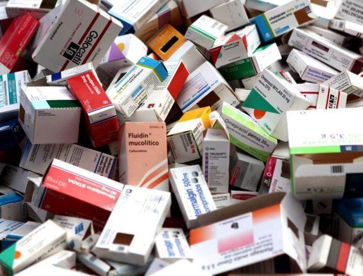 Roban más de 37.000 medicinas contra el cáncer en México.