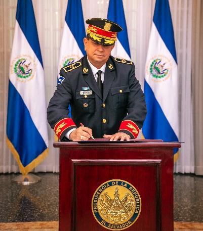 Arriaza Chicas pasa a ser Viceministro de Seguridad
