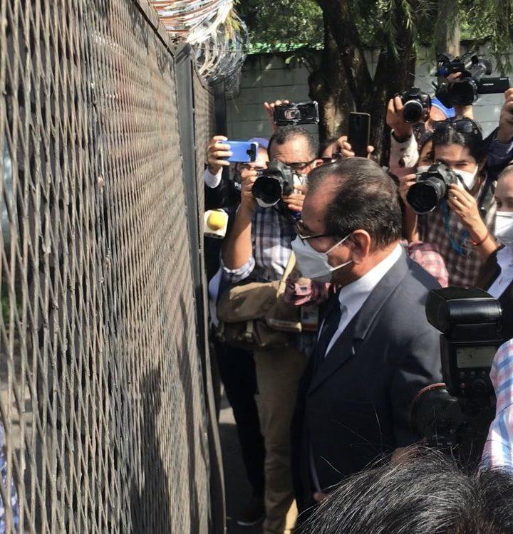 Prohiben por segunda vez el ingreso al juez Guzmán para revisión de archivos militares