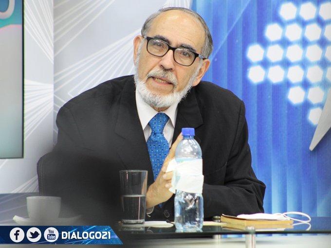 «El Salvador ha sido duro en las relaciones con Estados Unidos»: Rubén Zamora