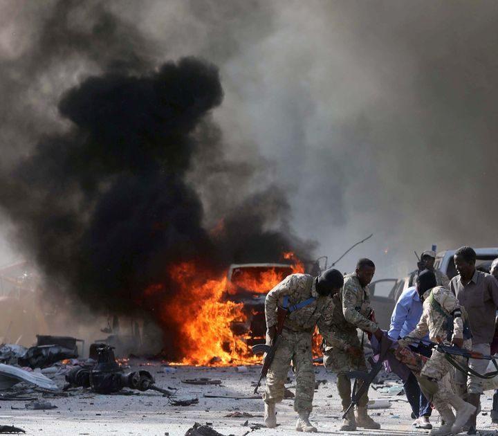 Ataques terroristas en el norte de Mozambique.