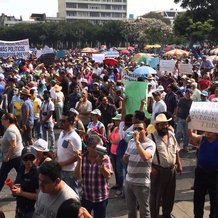 Se espera nuevas manifestaciones en Guatemala