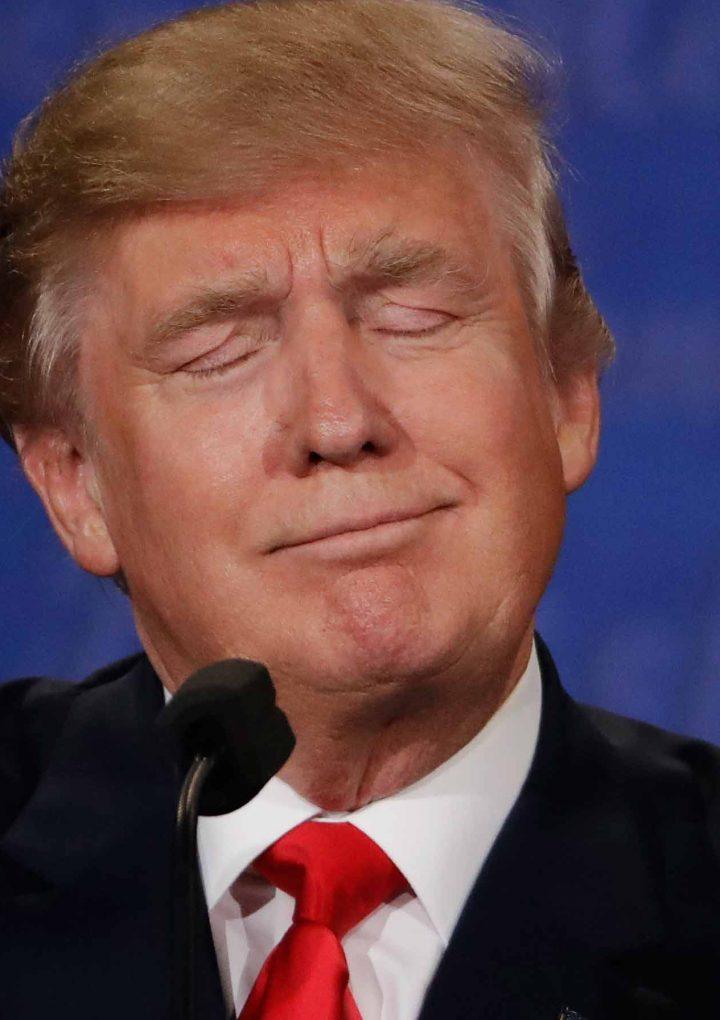 Trump evita entrada de Biden a la Casa Blanca
