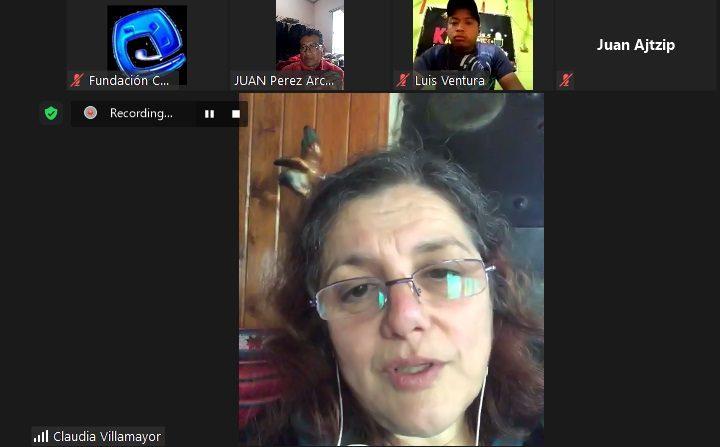 «Debemos seguir luchando por las identidades»: Claudia Villamayor
