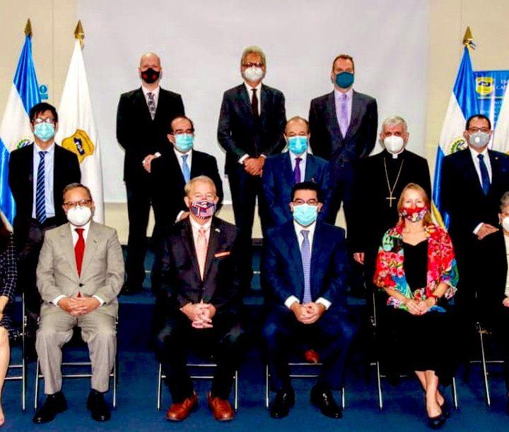 Comunidad internacional expresó su apoyo a la labor realizada por la FGR, en el combate a la delincuencia y la corrupción