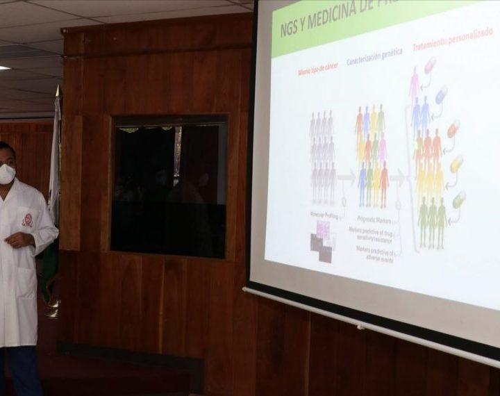 Mutación de COVID-19 en El Salvador es más infecciosa
