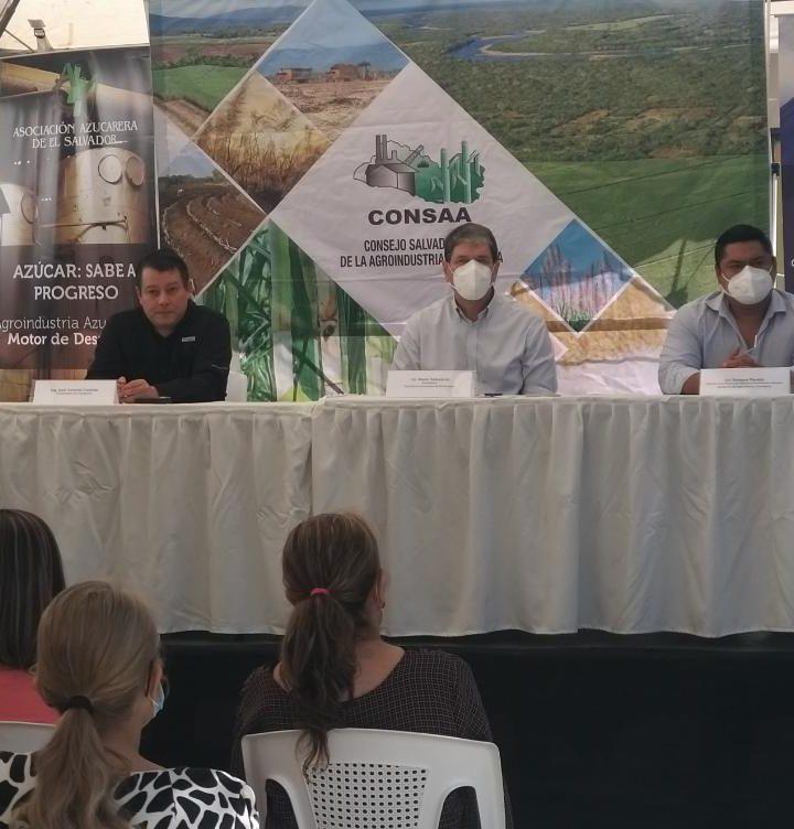 El Consejo Salvadoreño de la Agroindustria Azucarera presentó el Plan de Transporte Zafra 2021