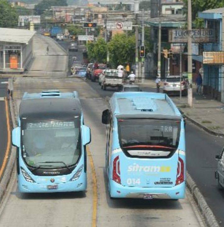 El Viceministerio  de Transporte inició un proceso sancionatorio en contra del SITRAMSS