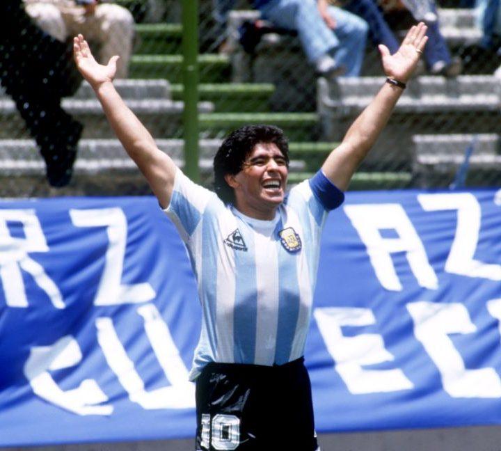 Fallece Diego Armando Maradona, para muchos el mejor futbolista de la historia