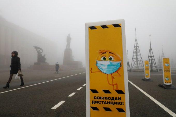 Rusia sigue incrementando sus casos por Covid