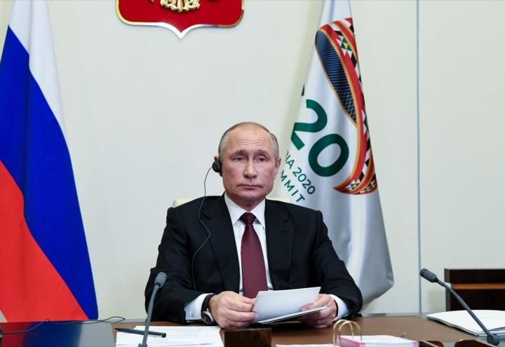 Putin felicita a Biden por su victoria