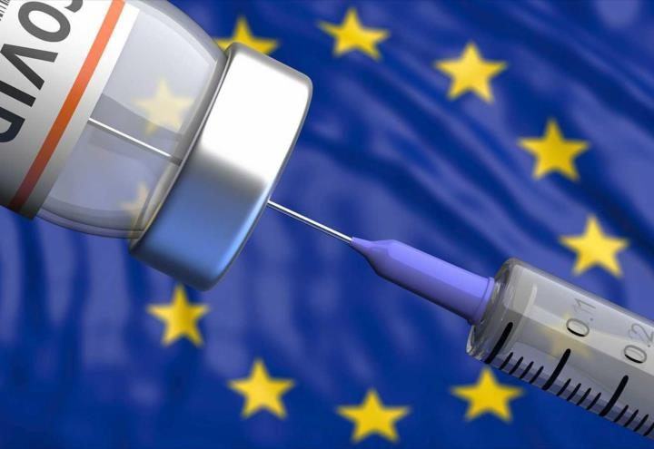 Países de la Unión Europea iniciarán vacunación el mismo día
