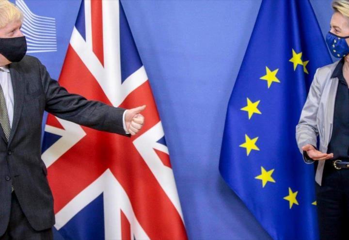 Unión Europea logra acuerdo pos Brexit