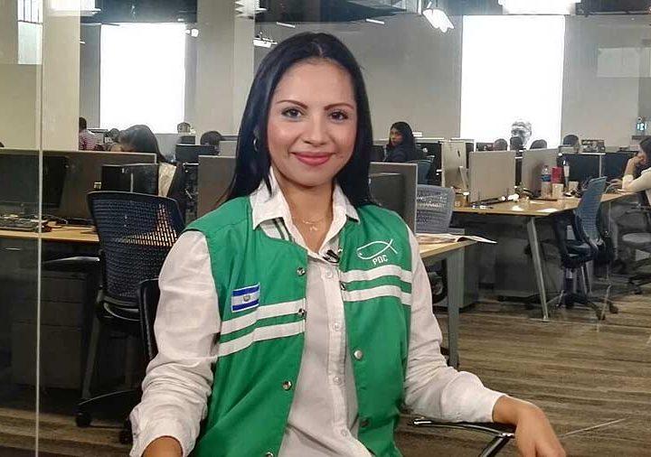 TSE cancela inscripción de Yessenia Hernández