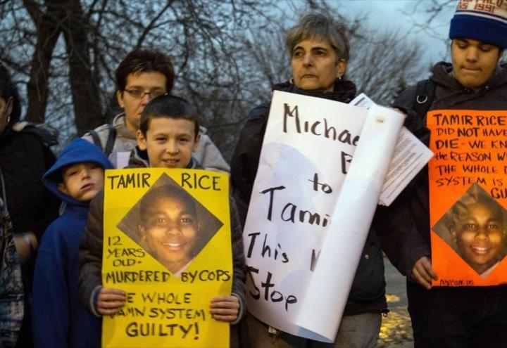 Estados Unidos deja sin juicio a policía que asesinó a niño de 12 años