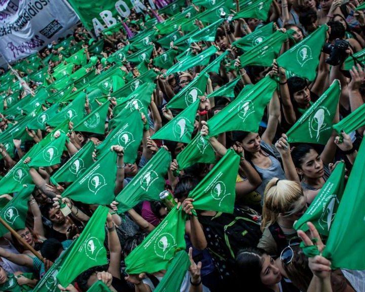 ¡Argentina legaliza el aborto!