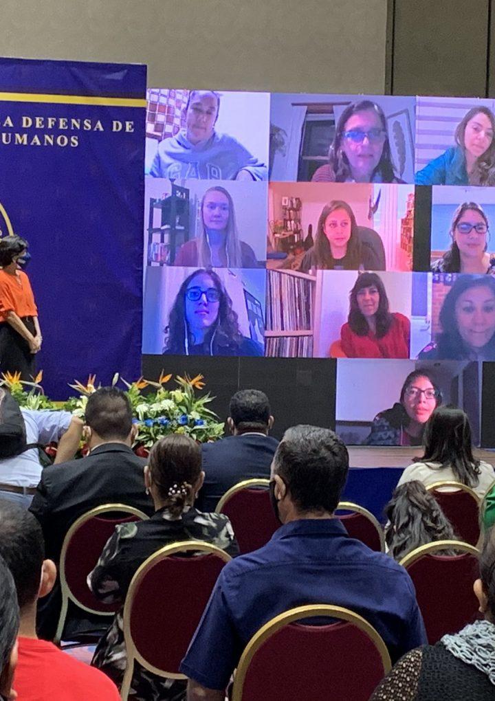PDDH conmemora el Día Internacional de los Derechos Humanos