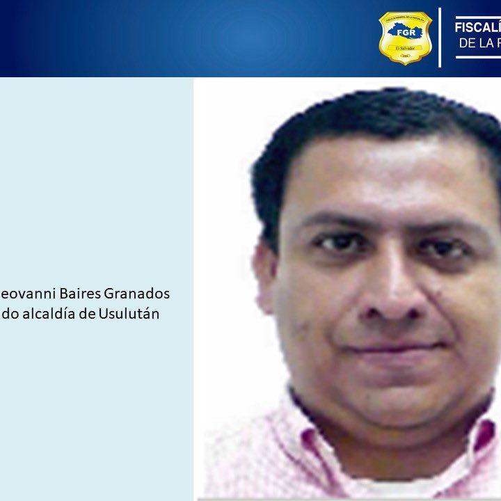 Permanece en  prisión empleado de alcaldía de Usulután por actos de corrupción