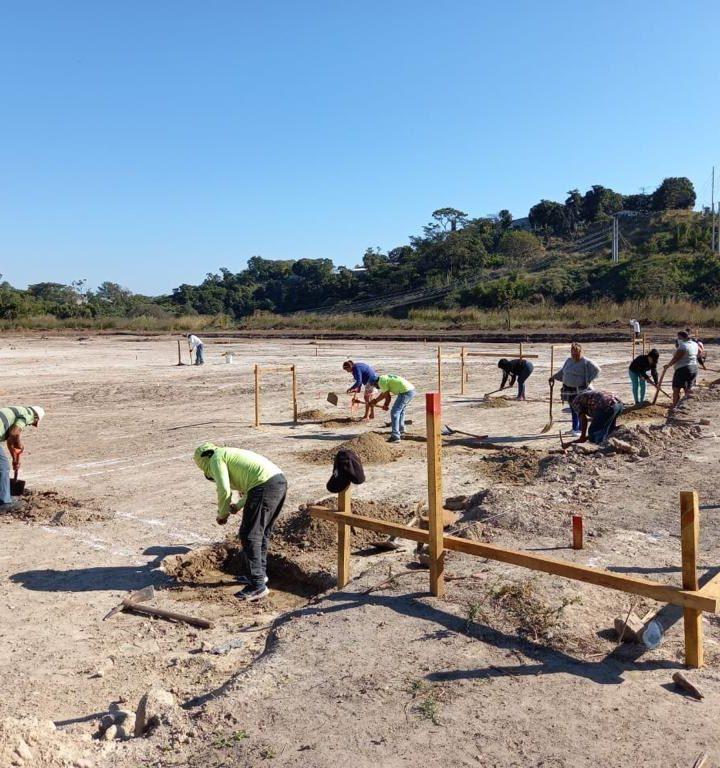 Inician trabajos de construcción del proyecto habitacional Los Cocodrilos, en San Salvador