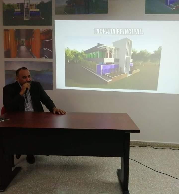 UES lanza proyecto de construcción de Residencias Universitarias en la zona del oriente del país