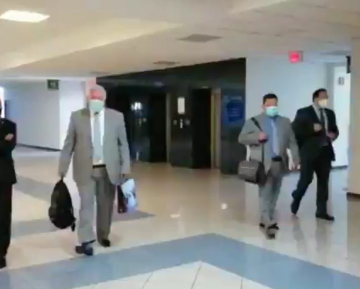 Inicia audiencia de extinción de dominio contra el diputado Reynaldo Cardoza