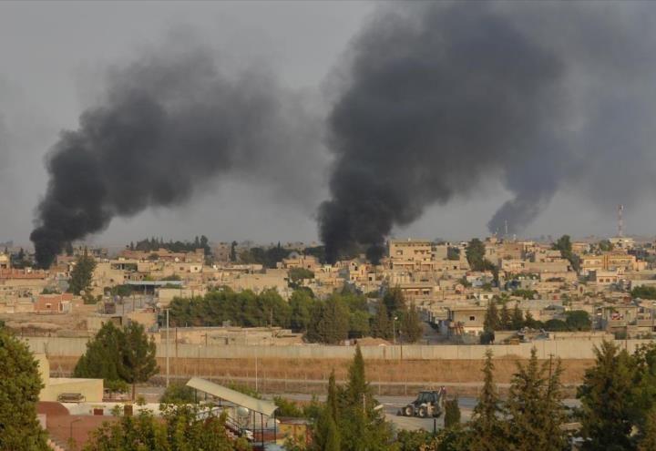 Atentados en Siria deja 5 personas fallecidas