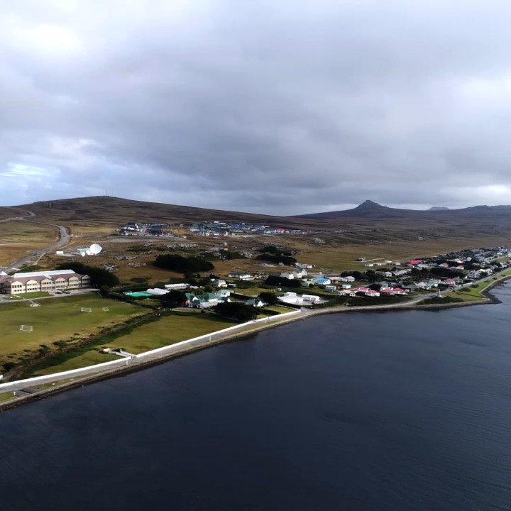 Argentina lucha por Islas Malvinas