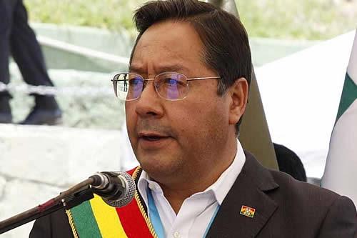 Presidente de Bolivia asegura negociar vacuna contra el Covid sin intermediarios