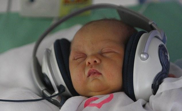 Estudio en Viena revela inteligencia en bebés por música clásica