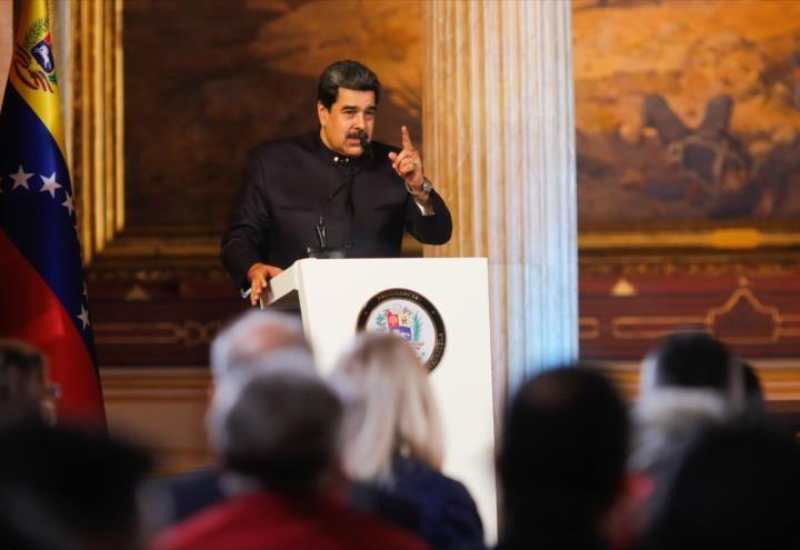 «Biden iniciará su periodo con el peor escenario de Estados Unidos»: Maduro