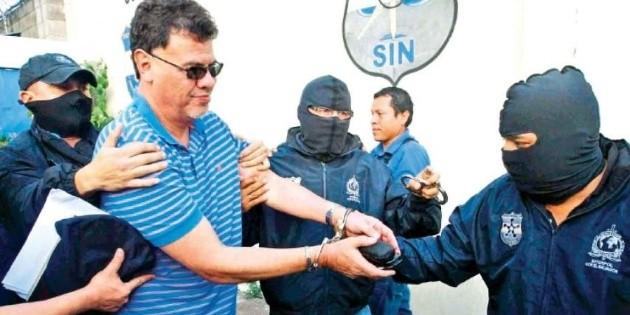 Inicia proceso de extradición a presidente de la FESFUT