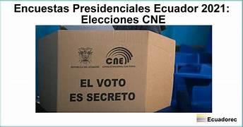 Reclaman posible fraude electoral en Ecuador