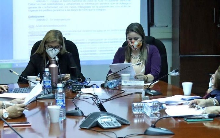 Aprueban propuesta de Ley del Banco Nacional de Datos de ADN de El Salvador