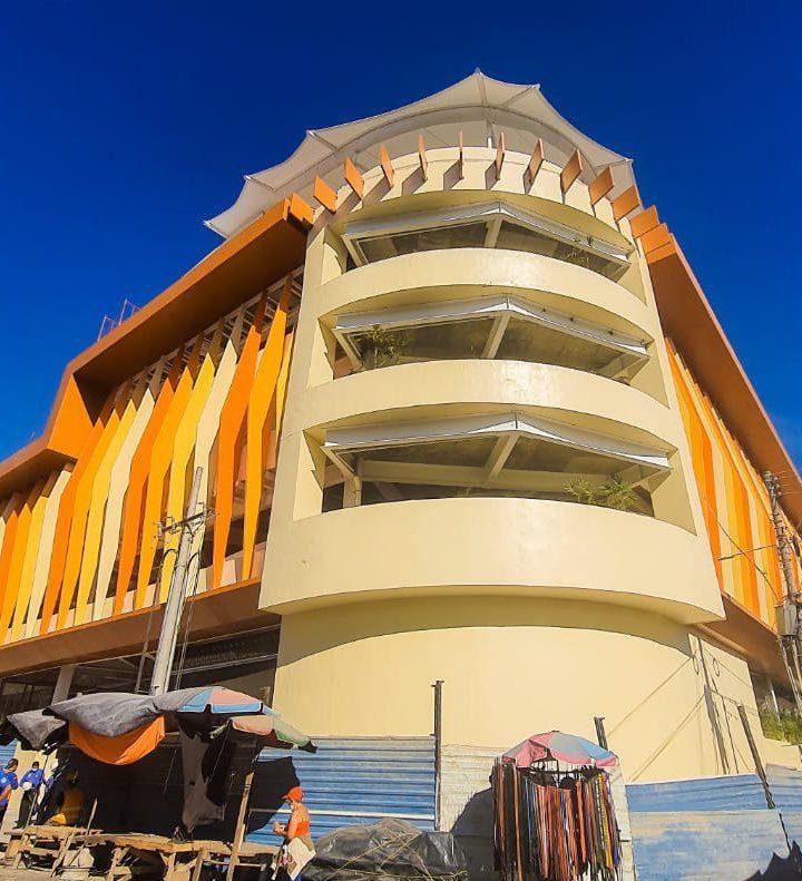 El alcalde de San Salvador realizó  verificación de la remodelación del mercado Hula Hula
