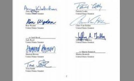 Rechazan senadores de EE.UU. inclusión de Cuba en lista unilateral