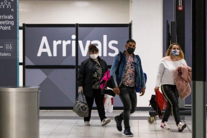 El Reino Unido prohibió la llegada de vuelos desde 14 países de América Latina